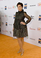 10 May 2019 - Beverly Hills, California - Kris Jenner. 26th Annual Race to Erase MS Gala held at the Beverly Hilton Hotel. <br /> CAP/ADM/BT<br /> &copy;BT/ADM/Capital Pictures