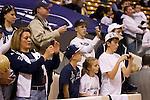 10-11 BYU Basketball vs UNLV