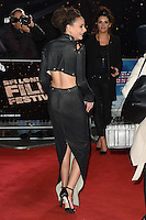 """Sasha Lane<br /> at the London Film Festival premiere for """"American Honey"""" at the Odeon Leicester Square, London.<br /> <br /> <br /> ©Ash Knotek  D3163  07/10/2016"""