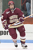 Matt Greene - The Boston College Eagles defeated the Providence College Friars 4-1 on Saturday, January 7, 2006, at Schneider Arena in Providence, Rhode Island.