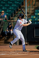 Jackson Generals Pavin Smith (13) at bat during a Southern League game against the Mississippi Braves on July 23, 2019 at The Ballpark at Jackson in Jackson, Tennessee.  Jackson defeated Mississippi 2-0 in the first game of a doubleheader.  (Mike Janes/Four Seam Images)