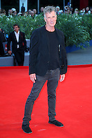 Michael Cunningham attends the red carpet for the premiere of the movie 'Remember' during the 72nd Venice Film Festival at the Palazzo Del Cinema in Venice, Italy, September 10, 2015.<br /> UPDATE IMAGES PRESS/Stephen Richie