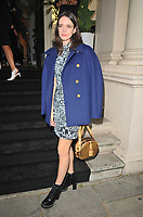 Stacy Martin at the Moet & Chandon Summer House opening party, Moet Summer House, 11 Carlton House Terrace, London, England, UK, on Thursday 06th June 2019.<br /> CAP/CAN<br /> ©CAN/Capital Pictures