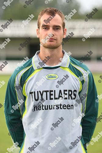 2009-07-23 / Voetbal / seizoen 2009-2010 / Dessel Sport / Rob Van Hoof..Foto: Maarten Straetemans (SMB)