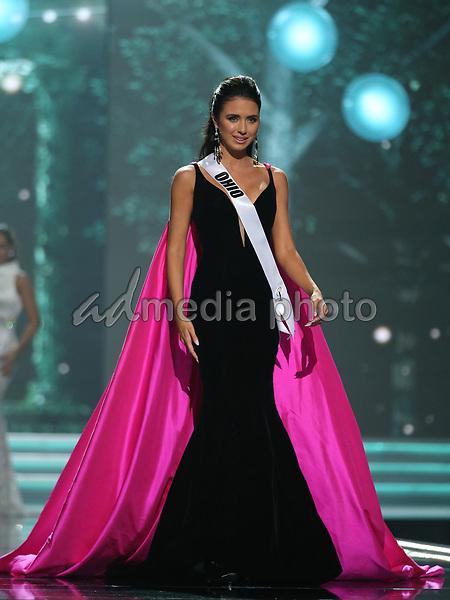 11 May 2017 - Las Vegas, Nevada -  Miss Ohio, Dinaleigh Baxter.  The 2017 Miss USA Preliminary Competition at Mandalay bay Event Center at Mandalay Bay resort and Casino.  Photo Credit: MJT/AdMedia