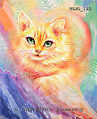 Marie, REALISTIC ANIMALS, REALISTISCHE TIERE, ANIMALES REALISTICOS, paintings+++++,USJO193,#A# ,Joan Marie cat