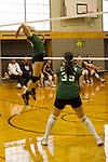 Chapin '11 - V & JV Volleyball - Dwight - 9-16-11