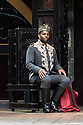 """Shakespeare's Globe presents """"Macbeth"""", by William Shakespeare, directed by Iqbal Khan.  Picture shows: Ray Fearon Macbeth)"""