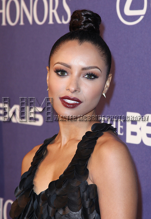 Kat Graham.arriving for the BET Honors 2012 at the Warner Theatre on January 14, 2012 in Washington, DC.