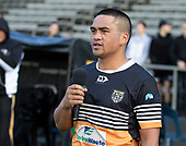 Counties Manukau Premier 3 Rugby Final between Te Kauwhata and Maramarua, played at Navigation Homes Stadium on Saturday July 20th 2019.<br /> Maramarua won the Sid Marshall Shield 23 - 18.<br /> Photo by Richard Spranger.