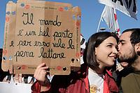 Marcia per il clima e contro le grandi opere inutili
