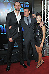 "Reid Carolin, Channing Tatum and Jenna Dewan-Tatum arriving at the 2012 Los Angeles  Film Festival closing night gala world premiere of ""Magic Mike"" held at Regal Cinemas LA LIVE June 24, 2012"