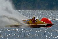 "Harry Holst, E-160 ""Heatwave"" (1960's Whiteman 280 class cabover hydroplane)"