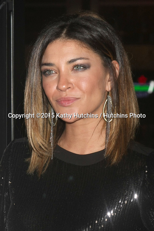 """LOS ANGELES - JAN 20:  Jessica Szohr at the """"Manny"""" Los Angeles Premiere at a TCL Chinese Theater on January 20, 2015 in Los Angeles, CA"""