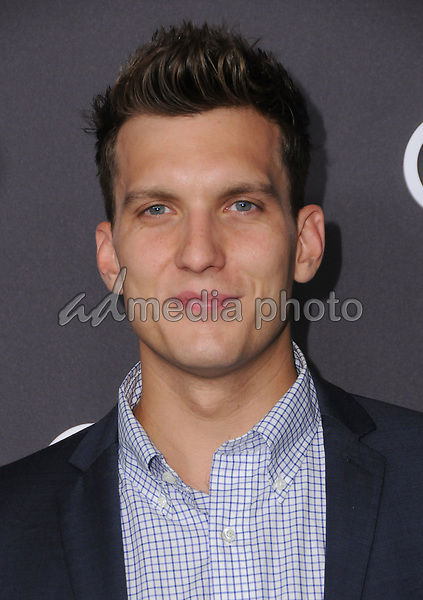 13 September  2017 - Hollywood, California - Scott Michael Foster. Audi Celebrates the 69th Emmys held at The Highlight Room in Hollywood. Photo Credit: Birdie Thompson/AdMedia