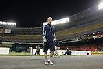 22 October 2011: Kansas City's Jimmy Nielsen. Sporting Kansas City defeated DC United 1-0 at RFK Stadium in Washington, DC in a 2011 regular season Major League Soccer game.