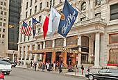 New York, N.Y. - April 8, 2005 -- .Credit: Ron Sachs / CNP