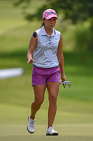 I.K. Kim (KOR) barely misses her birdie attempt on 10 during round 4 of the 2018 KPMG Women's PGA Championship, Kemper Lakes Golf Club, at Kildeer, Illinois, USA. 7/1/2018.<br /> Picture: Golffile | Ken Murray<br /> <br /> All photo usage must carry mandatory copyright credit (&copy; Golffile | Ken Murray)