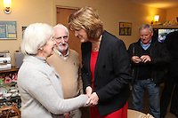 "NO REPRO FEE. 21/11/2011. New Alzheimer Day Centre at full capacity as demand for Alzheimer services grow. Minister for Social Protection Joan Burton T.D. officially opened ""Failte Day Centre"", which will provide dementia-specific, person-centred care to people with dementia and their carers in Hartstown, Clonsilla.  The Alzheimer Society of Ireland, in partnership with the HSE, is currently operating 3 days a week caring for clients living with dementia who live in Castleknock. Picture James Horan/Collins Photos"