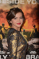 WESTWARD, CA - OCTOBER 8: Isabela Moner at the Only The Brave World Premiere at the Village Theater in Westwood, California on October 8, 2017. <br /> CAP/MPI/DE<br /> &copy;DE/MPI/Capital Pictures