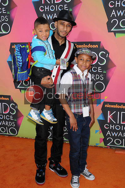 Swizz Beatz<br />