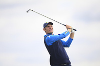 Lorenzo Filippo Scalise of Team Italy on the 3rd tee during Round 3 of the WATC 2018 - Eisenhower Trophy at Carton House, Maynooth, Co. Kildare on Friday 7th September 2018.<br /> Picture:  Thos Caffrey / www.golffile.ie<br /> <br /> All photo usage must carry mandatory copyright credit (&copy; Golffile | Thos Caffrey)