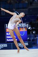 September 1, 2017 - Pesaro, Italy - EVITA GRISKENAS performs at 2017 World Championships Pesaro, Italy.