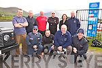Divers decended on Cahersiveen for the weekend for the South Wesk Region Dive Rally 2011, pictured here at the Marina in Cahersiveen were front l-r; Andrew Thoma, Brendan Cullane, Nigel Kelligher, John Counihan, back l-r; Ger Reidy, Paschal Dower, Derry Doyle, John O'Loughlin, Louise Bennett & Mark Bennett.  Over 60 divers took part with eight counties represented.....All above from Kerry(Tralee-Killarney)