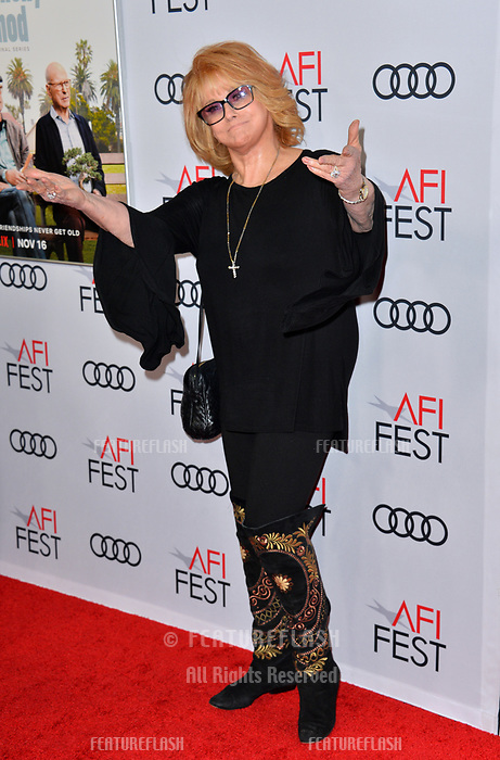 LOS ANGELES, CA. November 10, 2018: Ann-Margret at the AFI Fest 2018 world premiere of &quot;The Kominsky Method&quot; at the TCL Chinese Theatre.<br /> Picture: Paul Smith/Featureflash
