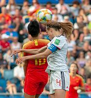 2019.06.17 WWC España VS China