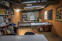 Biblioteca y salon de clases. <br /> Rancho eco tur&iacute;stico  El Pe&ntilde;asco enpueblo Magalena de Kino<br /> &copy;Foto: LuisGutierrrez/NortePhoto