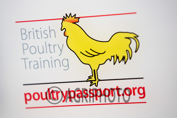 British Poultry Training Logo <br /> Picture Tim Scrivener 07850 303986<br /> &hellip;.covering agriculture in the UK&hellip;.