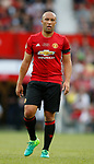 Mikael Silvestre during the Michael Carrick Testimonial match at the Old Trafford Stadium, Manchester. Picture date: June 4th 2017. Picture credit should read: Simon Bellis/Sportimage