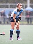 AMSTELVEEN -  Charlotte Adegeest (Hurley)  .Hoofdklasse competitie dames, Hurley-HDM (2-0) . FOTO KOEN SUYK