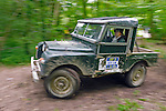 Land Rover: National Rallye 2008