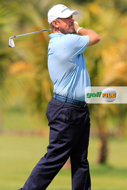 Pro-Am Day of the 2016 Eurasia Cup held at the Glenmarie Golf &amp; Country Club, Kuala Lumpur, Malaysia. 14th January 2016.<br /> Picture: Eoin Clarke | Golffile<br /> <br /> <br /> <br /> All photos usage must carry mandatory copyright credit (&copy; Golffile | Eoin Clarke)