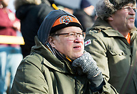 Picture by Allan McKenzie/SWpix.com - 11/02/2018 - Rugby League - Betfred Super League - Castleford Tigers v Widnes Vikings - the Mend A Hose Jungle, Castleford, England - Fans, supporters.