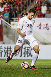Hamza Aldaradreh of Jordan in action during the International Friendly match between Hong Kong and Jordan at Mongkok Stadium on June 7, 2017 in Hong Kong, China. Photo by Cris Wong / Power Sport Images