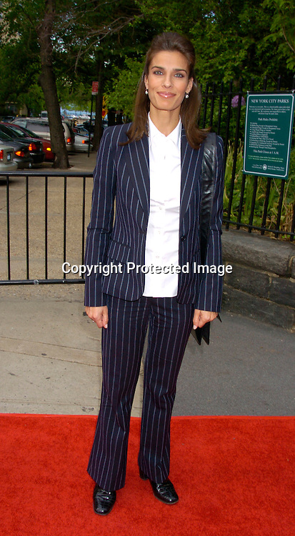 Kristian Alfonso ..at the Pre Daytime Emmy party at Gracie Mansion on..May 20, 2004