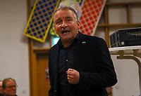 11.02.2019: Vortrag von DFB-Schiedsrichterlehrwart Lutz Wagner