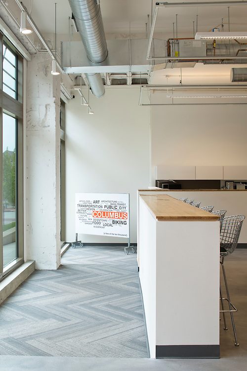 The Center for Architecture & Design   Gieseke Rosenthal Architecture + Design