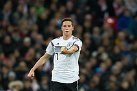 Julian Draxler (Paris Saint-Germain) of Germany during the International Friendly match between England and Germany at Wembley Stadium, London, England on 10 November 2017. Photo by Andy Rowland.