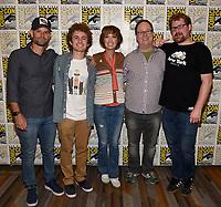 7/20/19 - San Diego: 2019 Comic-Con - Solar Opposites