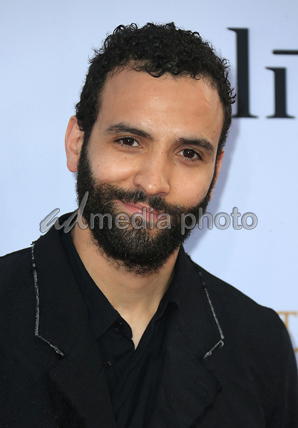 """12 April 2017 - Hollywood, California - Marwan Kenzari. Premiere Of Open Road Films' """"The Promise"""" held at TCL Chinese Theatre. Photo Credit: AdMedia"""