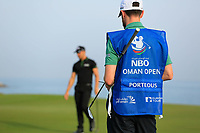 Haydn Porteous (RSA) during previews ahead of the first round of the NBO Open played at Al Mouj Golf, Muscat, Sultanate of Oman. <br /> 14/02/2018.<br /> Picture: Golffile | Phil Inglis<br /> <br /> <br /> All photo usage must carry mandatory copyright credit (&copy; Golffile | Phil Inglis)