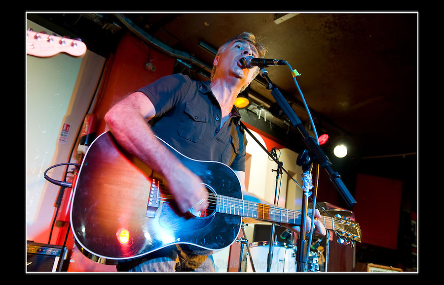 Glen Matlock - Making the Modern Scene 2 - Terry Rawlings Benefit - 100 Club - 27-07-2009