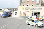 Security Van Raid Drogheda
