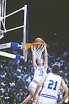 Bradley dunk<br /> <br /> 45 Shawn Bradley<br /> <br /> Photo by Mark A. Philbrick/BYU<br /> <br /> Copyright BYU Photo 2012<br /> All Rights Reserved<br /> photo@byu.edu  (801)422-7322