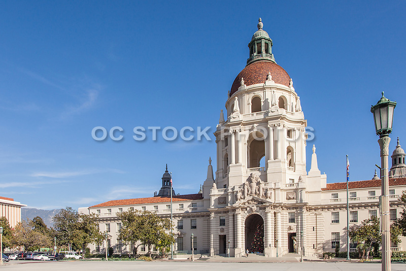 Pasadena City Hall Building