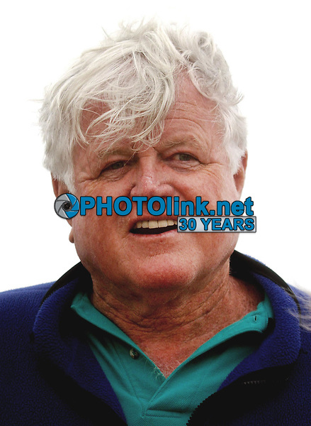 Ted Kennedy in Hyannisport, MA<br /> Photo By John Barrett/PHOTOlink.net